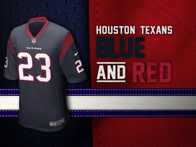 Watch: Evolution of the Texans colors