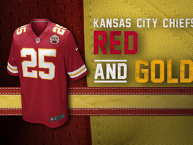 Watch: Evolution of the Chiefs colors