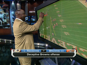 Video - 'Playbook': Redskins vs. Browns