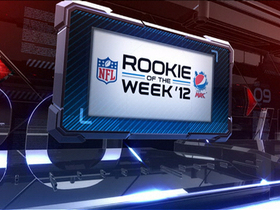 Watch: Week 14: Pepsi MAX Rookie of the Week winner