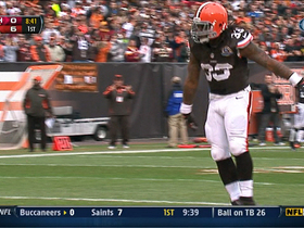 Video - Cleveland Browns RB Trent Richardson 6-yard TD run