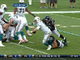 Watch: Ryan Tannehill fumble