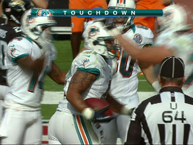 Video - Miami Dolphins QB Ryan Tannehill 4-yard TD pass