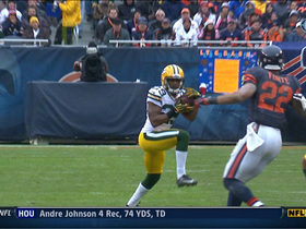 Video - Chicago Bears QB Jay Cutler intercepted