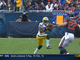 Watch: Jay Cutler intercepted