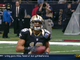 Watch: Brees 7-yard touchdown pass