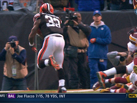 Video - Richardson's second touchdown