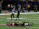 Watch: Josh Freeman's third interception