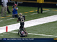 Watch: Brees 34-yard touchdown pass
