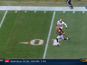 Video - Cleveland Browns QB Brandon Weeden throws 69-yard TD