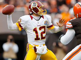 Video - Washington Redskins vs. Cleveland Browns highlights