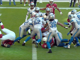 Video - Arizona Cardinals RB Beanie Wells 5-yard TD run