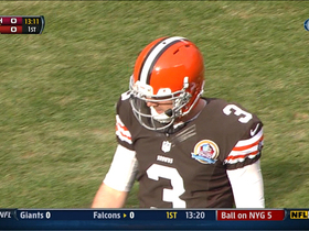 Video - Week 15: Cleveland Browns QB Brandon Weeden highlights