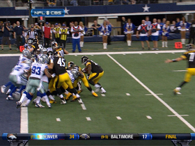 Video - Pittsburgh Steelers RB Jonathan Dwyer TD run