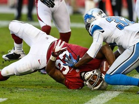 Video - Detroit Lions vs. Arizona Cardinals highlights