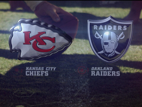 Video - Kansas City Chiefs vs. Oakland Raiders highlights