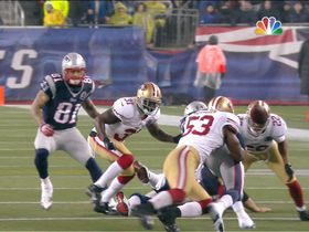 Bowman forces fumble