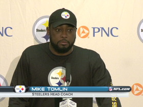 Video - Pittsburgh Steelers postgame press conference