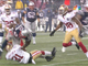 Watch: Whitner forces fumble