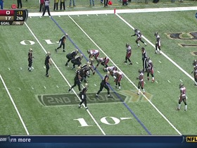 QB Brees to WR Moore, 7-yd, pass, TD