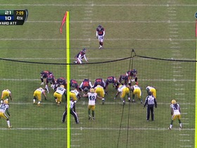 Mare, 34-yd FG