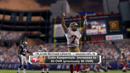 Madden NFL 13': Exclusive Week 16 ratings preview - NFL Videos