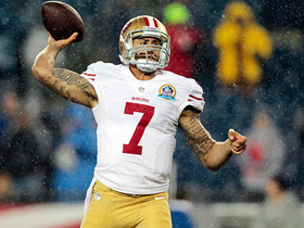 Watch: Drive of the Week: Breaking down Kaepernick