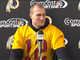 Watch: Kirk Cousins: 'This haircut isn't doing it'