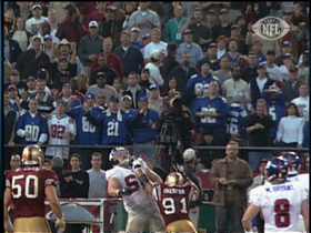 Watch: Top Ten Controversial Calls: Giants vs. 49ers