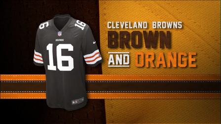 Evolution Of The Cleveland Browns Colors Nfl Videos