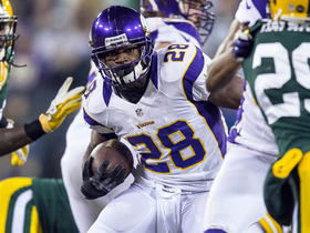 Watch: 2012: Best of Adrian Peterson