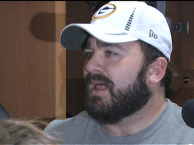 Video - Green Bay Packers center Jeff Saturday benched