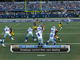 Video - Dallas Cowboys control own destiny
