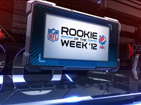 Video - Week 15: Pepsi MAX Rookie of the Week winner