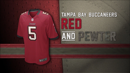 17f2799e Evolution of the Tampa Bay Buccaneers colors - NFL Videos