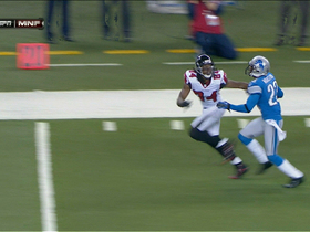 Video - Atlanta Falcons wide receiver Roddy White 44-yard touchdown