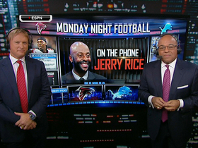 Video - Jerry Rice on Calvin Johnson's record-setting season