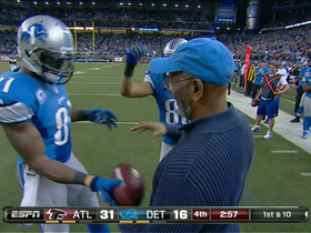 Video - Week 16: Calvin Johnson highlights