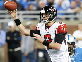 Video - Atlanta Falcons vs. Detroit Lions highlights
