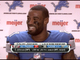 Watch: Calvin Johnson: 'It is an accomplishment that took a lot of work'
