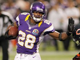 Video - Tomlinson, Faulk look at Minnesota Vikings running back Adrian Peterson's dash to rushing record