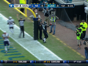 Video - Jacksonville Jaguars WR Justin Blackmon TD catch