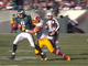 Watch: Foles sack and fumble
