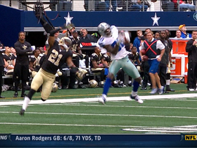 Video - Dallas Cowboys WR Dez Bryant 58-yard TD