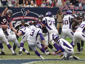 Walsh sets an NFL kicking record