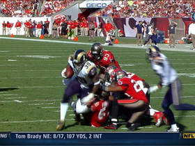 Video - St. Louis Rams RB Steven Jackson TD run