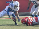 Watch: Colts recover Charles&#039; fumble
