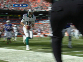 Video - Ryan Tannehill 31-yard run