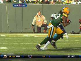 Video - Green Bay Packers linebacker Erik Walden intercepts Tennessee Titans quarterback Jake Locker