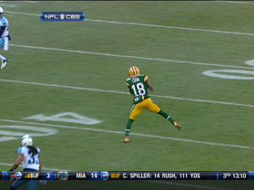 Video - Green Bay Packers WR Randall Cobb 31-yard catch